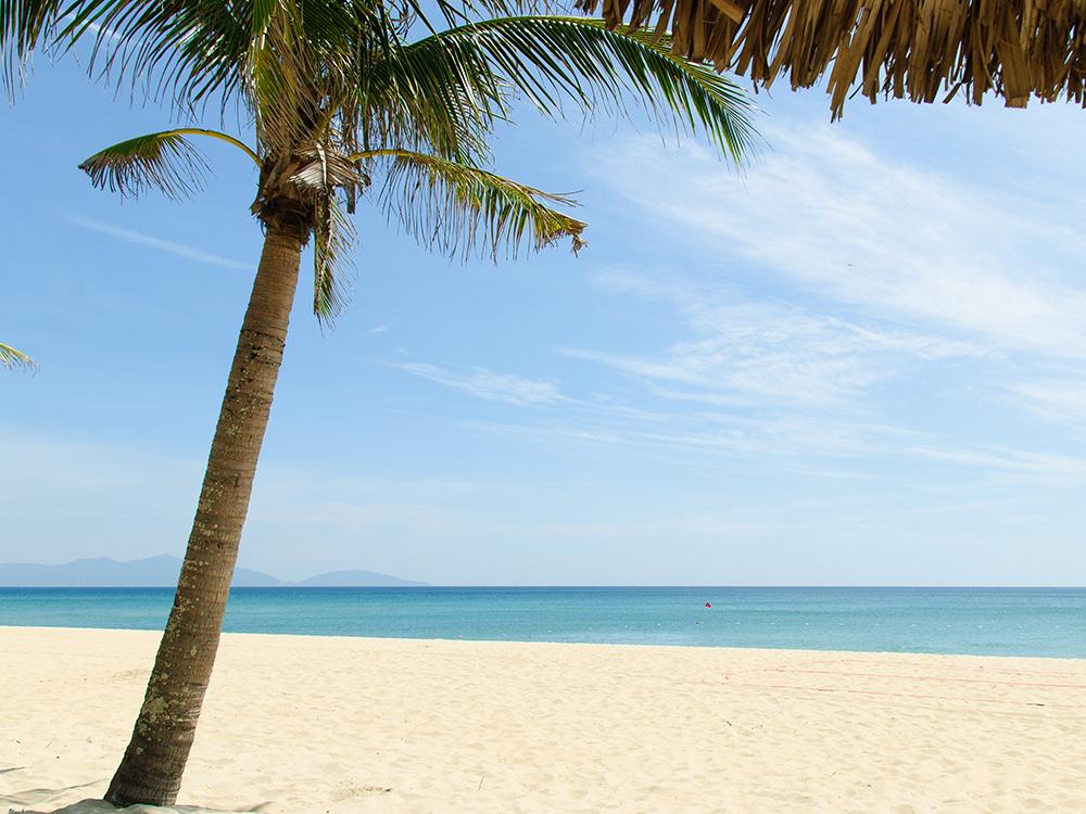 ダナンのビーチ画像