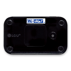 モバイルwifiルーター(Huawei E5577(LGU+))