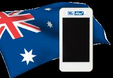 海外用WiFiオーストラリア用端末イメージ