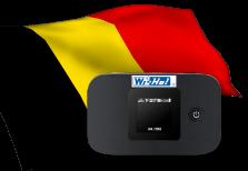 海外用WiFiベルギー用端末イメージ