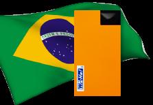 海外用WiFiブラジル用端末イメージ