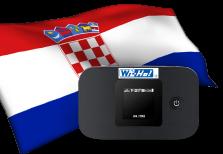 海外用WiFiクロアチア用端末イメージ