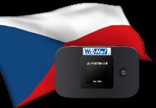 海外用WiFiチェコ用端末イメージ
