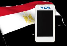海外用WiFiエジプト用端末イメージ