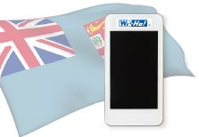 海外用WiFiフィジー用端末イメージ