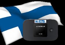 海外用WiFiフィンランド用端末イメージ