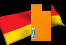 海外用WiFiドイツ用端末イメージ