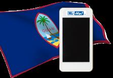 海外用WiFiグアム用端末イメージ