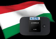 海外用WiFiハンガリー用端末イメージ