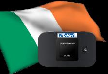 海外用WiFiアイルランド用端末イメージ