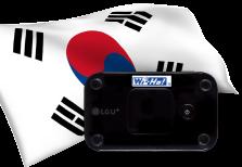 海外用WiFi韓国用端末イメージ