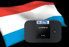 海外用WiFiルクセンブルク用端末イメージ