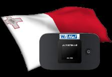 海外用WiFiマルタ用端末イメージ