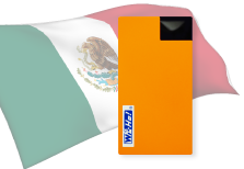 海外用WiFiメキシコ用端末イメージ