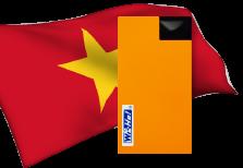 海外用WiFiベトナム用端末イメージ