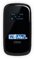 モバイルwifiルーター(Webbing MF60)