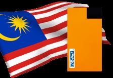 海外用WiFiマレーシア用端末イメージ